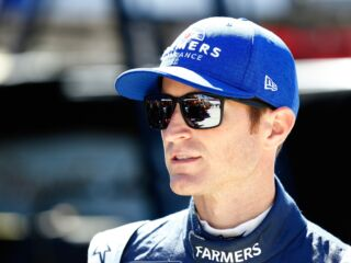 Kahne: Fontana 'a tough track'