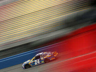 Elliott scores top-five Stage 2 finish at Fontana