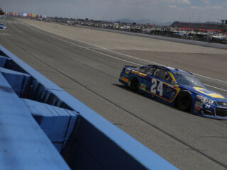 Race Recap: Top-10 for Elliott at Fontana