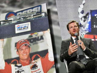 In his own words: Earnhardt talks retirement decision