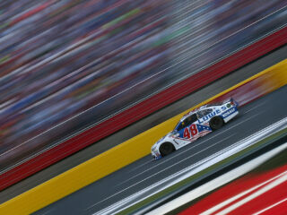 After Stage 1 at Charlotte, Johnson in top five, Elliott out