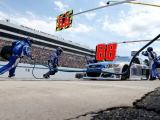 Fast Five: Pit Crew workouts