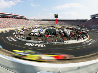 NASCAR All-Star Race moving to Bristol Motor Speedway, voting now open