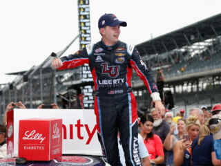 Liberty University to support William Byron's '24' through 2019