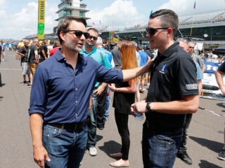 Bowman talks pressure, having fun and building relationships with No. 88 team
