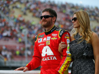 Amy Earnhardt to lead field to green at Martinsville