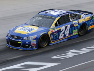 Two teammates in top 10 after Stage 1 at Bristol