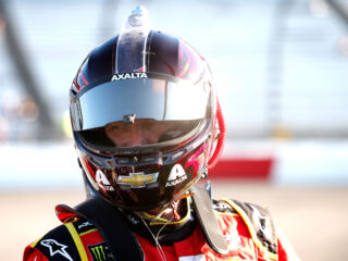 Earnhardt races into top 10 in Stage 2 at Richmond