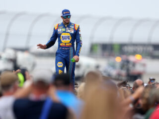Elliott confident in No. 9 team's season preparation