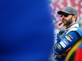 Fast Five: Lightning round with Jimmie Johnson