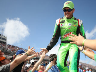 Race Recap: Earnhardt leads way for Hendrick Motorsports at Talladega