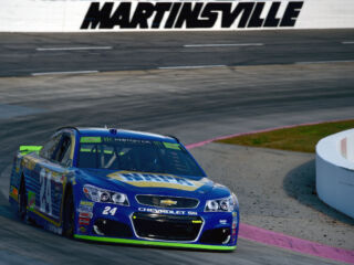 Grandfather clocks galore: Hendrick Motorsports at Martinsville