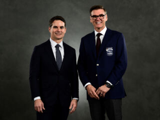 With Evernham in Hall of Fame, Gordon talks crew chief's 'impact'