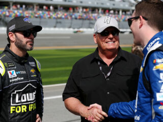 With playoffs underway, Hendrick eyeing strong finish to season