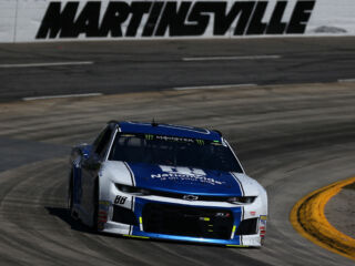 Bowman: Finish at Martinsville 'a step in the right direction'