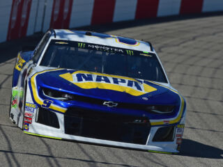 Elliott earns runner-up result at Richmond