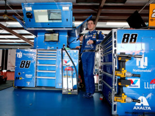 Driver Diary: When a 25th birthday and Michigan testing collide