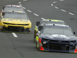 NASCAR Cup Series Open qualifying canceled