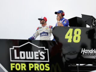 Johnson, Knaus both excited for 'new set of challenges' in 2019