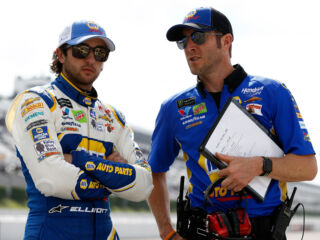 Starting order set for Pocono
