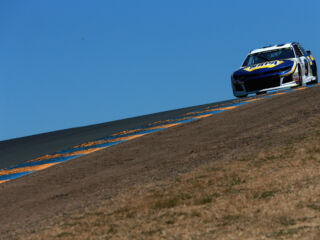 Three top-eight starting positions at Sonoma