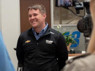 How I Work at Hendrick Motorsports: Brandon McSwain