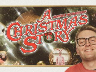A Hendrick Motorsports Christmas Story