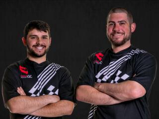 We're back! Hendrick Motorsports reunites eNASCAR Heat Pro League teammates