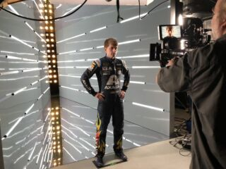 Behind the scenes: Teammates take on Daytona media day