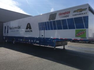 Fresh look for Nos. 48 and 88 haulers