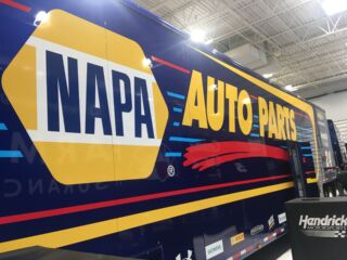 2017 makeover for Nos. 5 and 24 haulers