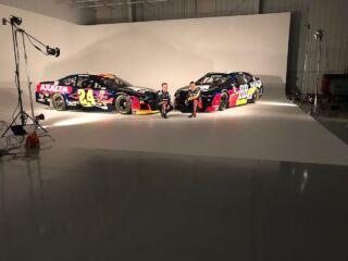 Byron, Bowman showcase 2019 Axalta looks