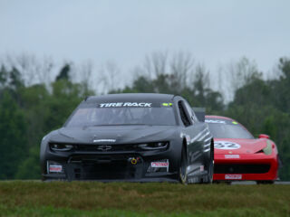 Hendrick Motorsports Track Attack places inside top five for UTCC shootout
