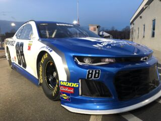 Paint Scheme Preview: Daytona 500