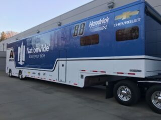 No. 88 hauler's 2018 season overhaul