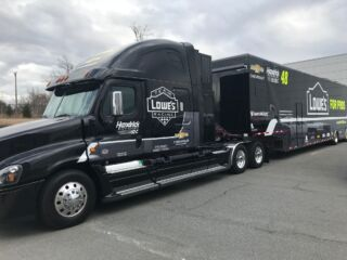 No. 48 hauler back in black