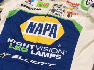 Elliott to pilot new NAPA NightVision ride at Talladega