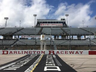 Friday's on-track activity at Darlington postponed