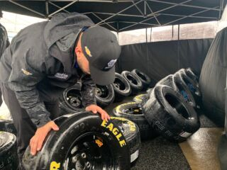 Dover race postponed due to rainy conditions