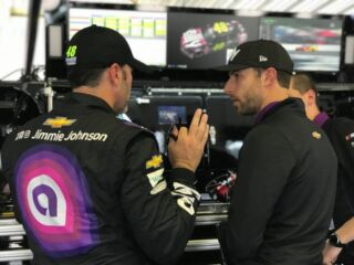 Daniels 'humbled and grateful' for opportunity to serve as crew chief