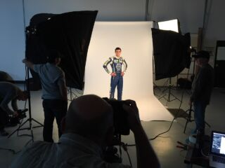Elliott dons 2018 Kelley Blue Book firesuit