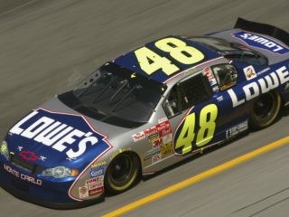 Time Capsule: Feb. 17, 2002 – Johnson and Knaus' first start together
