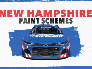 Paint Scheme Preview: Packing the primaries for New Hampshire