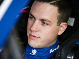 Bowman qualifies in top 10 at Kansas