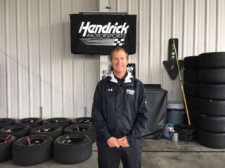 Fast Five: Get to know the developmental pit crew coach