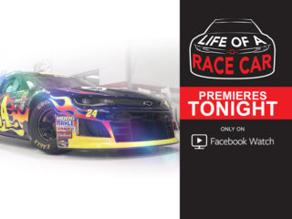 Tune-in alert: 'Life of a Race Car' series premiere