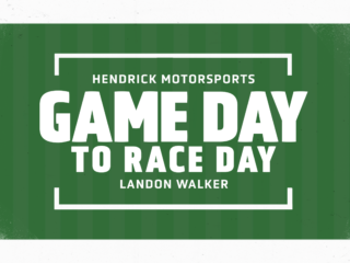 Game Day to Race Day: Landon Walker's unlikely story to becoming No. 24 fueler