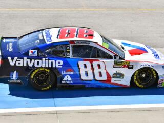 Bowman leads Hendrick Motorsports contingent at Las Vegas