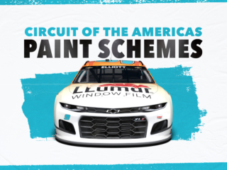 Paint Scheme Preview: Fresh rides at Circuit of The Americas