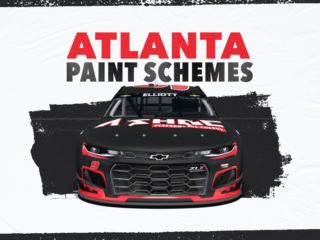 Paint Scheme Preview: Bringing the heat to Atlanta